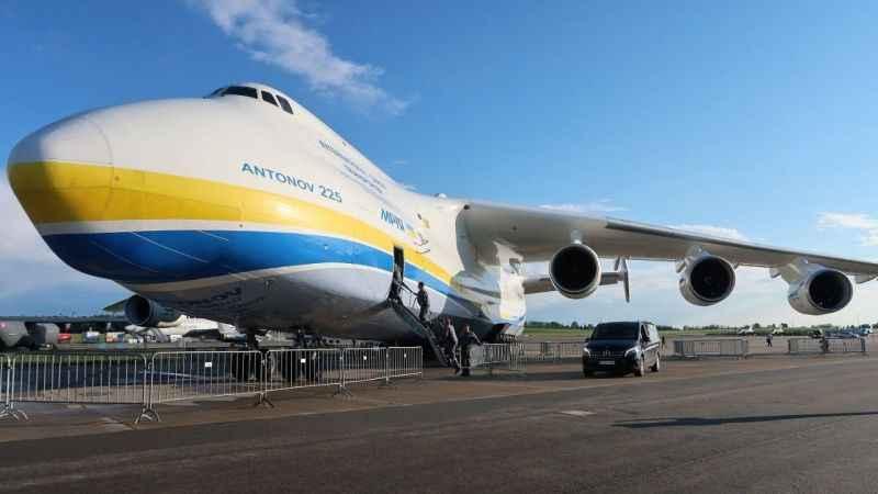Ukrayna'dan dev yatırım! Antonov uçakları Türkiye'de üretilecek