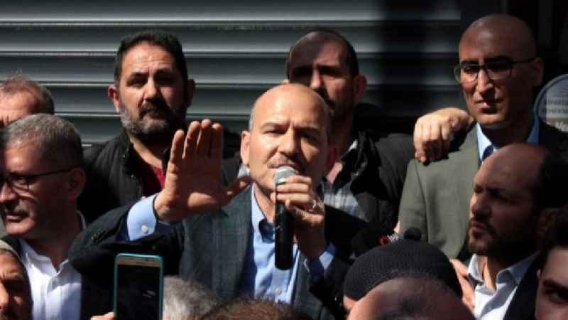 Süleyman Soylu'ya gerçekleri haykıran Saadet Partili 2 vatandaşa ceza!