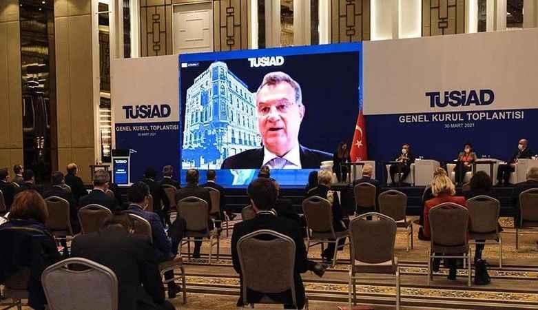 TÜSİAD Başkanı Kaslowski: Türk Lirası'na güven yeniden kazandırılmalı