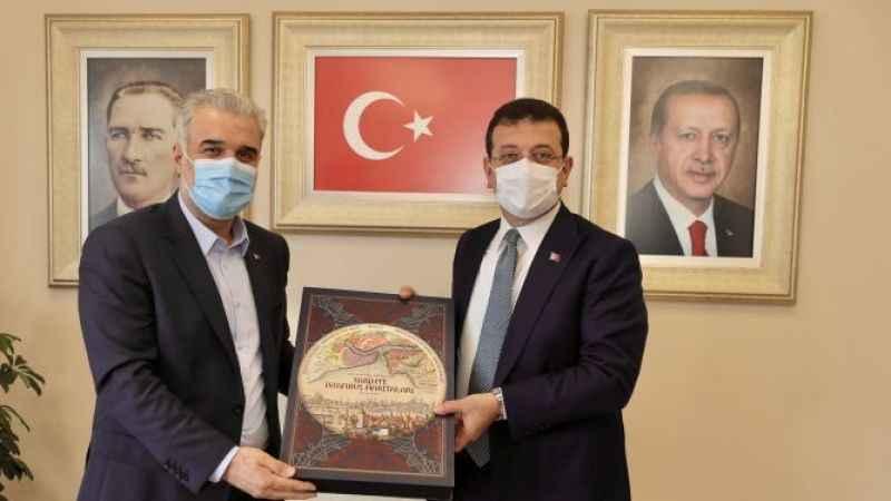 Osman Nuri Kabaktepe'den Ekrem İmamoğlu'na 'otobüs' yanıtı