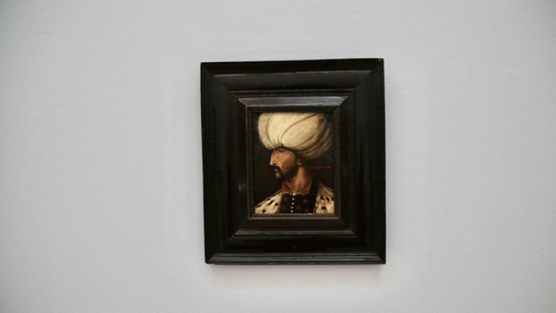 Kanuni Portresi 5 milyon TL'ye satıldı