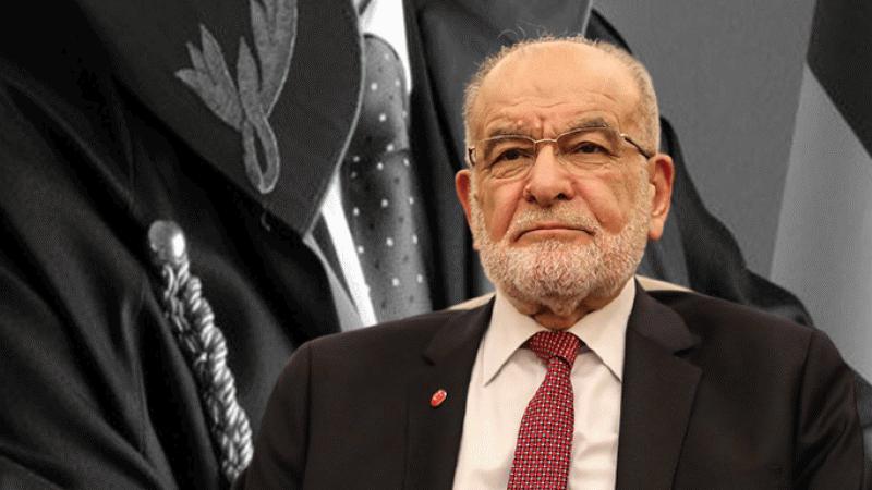 Karamollaoğlu avukatlar için çözüm önerilerini tek tek sıraladı