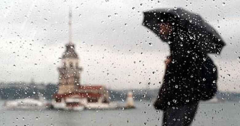 Meteoroloji'den il il uyarı! Kuvvetli sağanak yağış etkili olacak