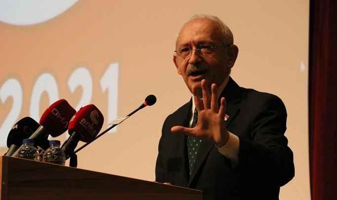 Kemal Kılıçdaroğlu: Biz hiçbir zaman HDP ile beraber bir parti olmadık