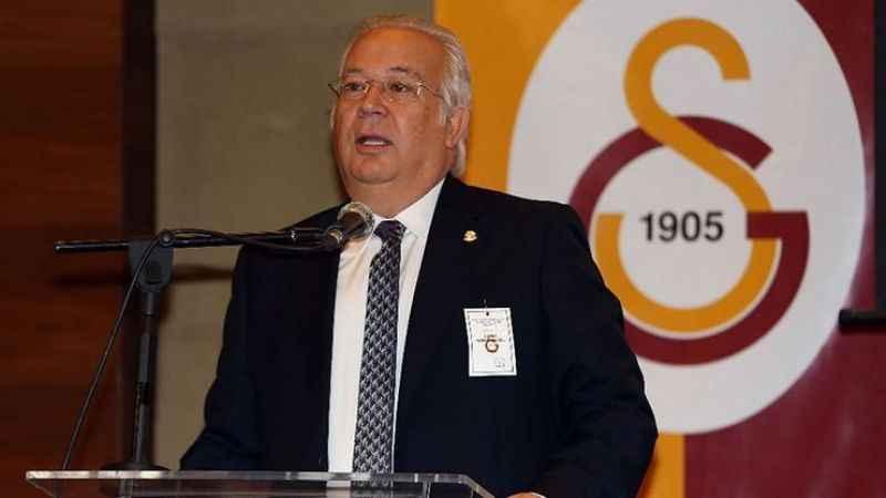 Galatasaray başkanlığı için adaylığını açıkladı