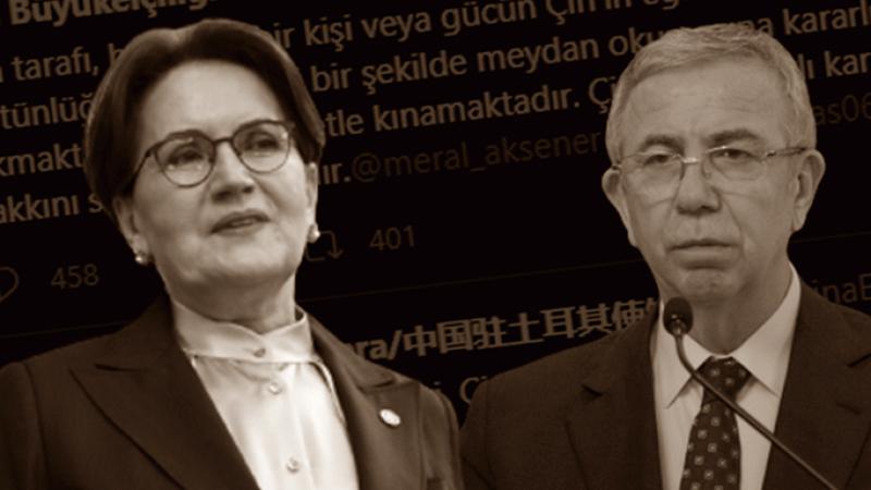Saadet Partisi'nden tehdit edilen Akşener ve Yavaş için soru önergesi