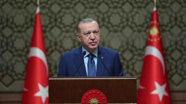 Cumhurbaşkanı Erdoğan'dan Prens Philip için İngiltere'ye taziye mesajı