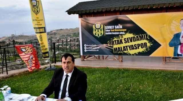 Yeni Malatyaspor'da başkan adayı hayatını kaybetti