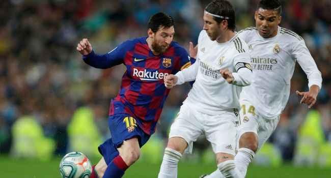 "İspanya La Liga'da ""El Clasico"" heyecanı"