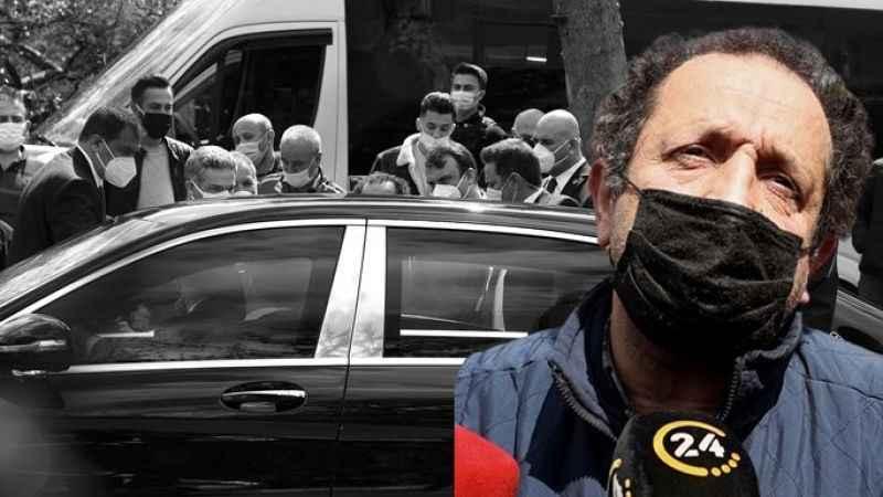 Erdoğan, minibüs esnafı ile görüştü: Arabaları satacak duruma geldik
