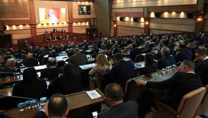 İBB Meclisi nisan ayı toplantısı pandemi nedeniyle ertelendi