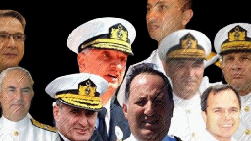 İşte gözaltına alınan emekli amirallerin ifadeleri: Kaçacak değiliz
