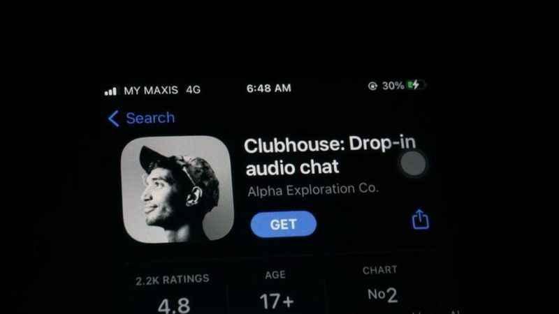 Bir güvenlik skandalı da Clubhouse'dan geldi!