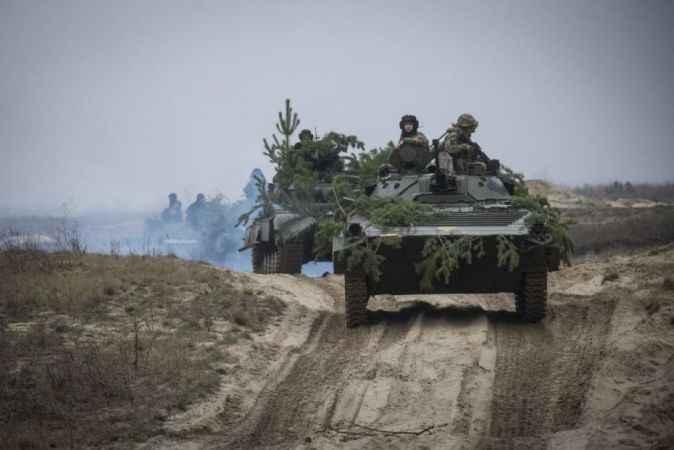 Donbass'ta gerilim tırmanıyor! 1 Ukrayna askeri daha hayatını kaybetti