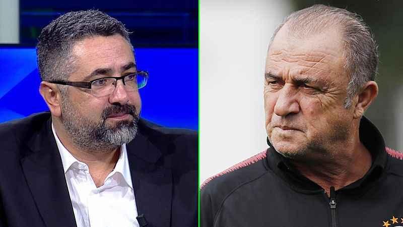 Serdar Ali Çelikler'den ilginç Fatih Terim çıkışı: Devri bitmiştir