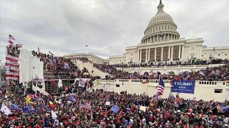ABD'de 6 Ocak yankıları sürüyor! Mike Pence 'Burayı temizleyin' demiş!