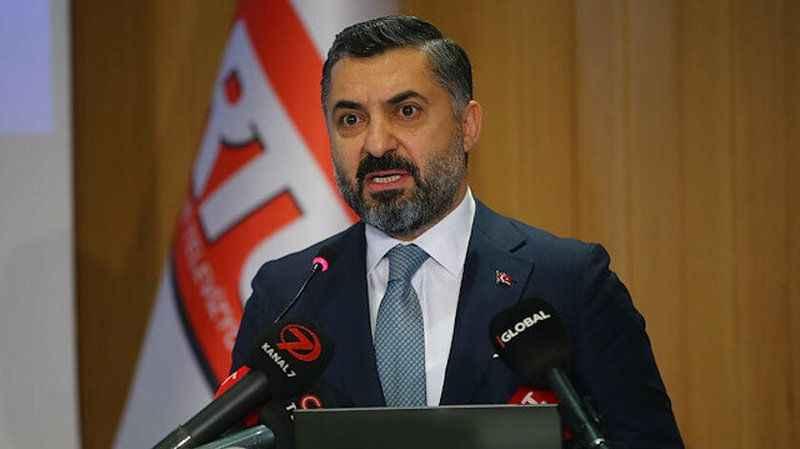 Aytun Çıray: RTÜK Başkanı'na dördüncü maaş bağlanmasını talep ediyoruz