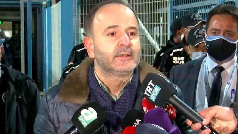 BB Erzurumspor Başkanı Ömer Düzgün: Bizimle oynamayın!