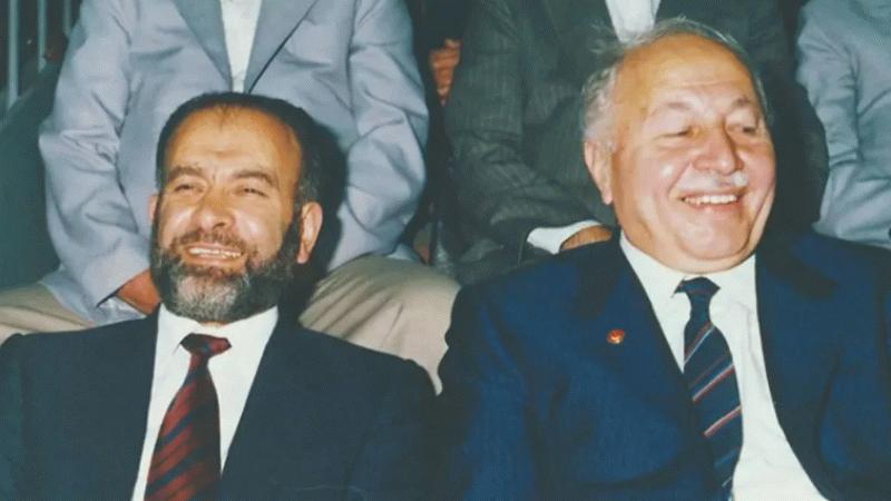 Karamollaoğlu'ndan Erbakan anısı... Nahum'un alnına isabet eden postal