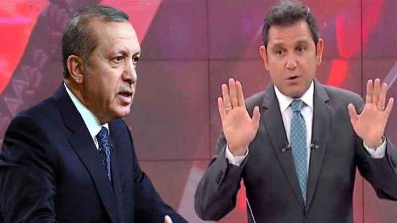 Fatih Portakal'dan, Erdoğan'a tepki: Ülke yine kandırılıyor!