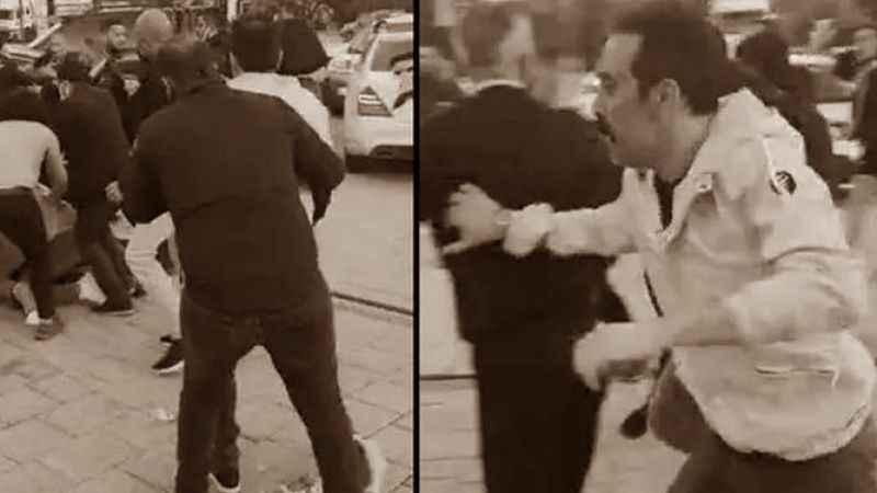 Silahlı yumruklu kavga... Oyuncu Mustafa Üstündağ gözaltına alındı