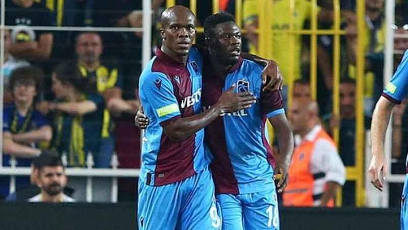 Trabzonspor'da Ekuban ve Nwakaeme için alarm verildi!