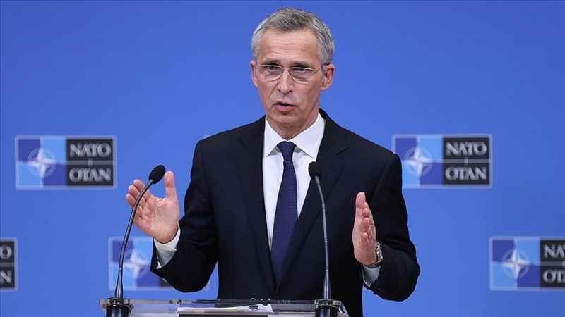 Son Dakika! NATO'dan Rusya'ya çağrı! Askeri yığınağı sonlandırın