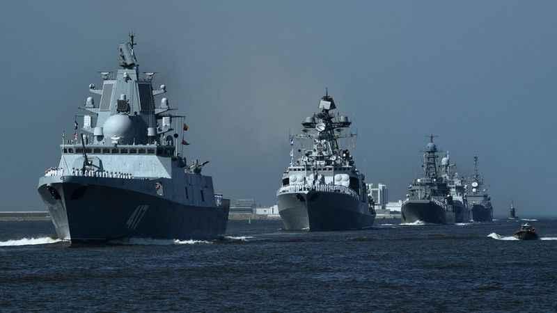Karadeniz'de tansiyon yükseliyor! Rusya 15 savaş gemisi gönderdi