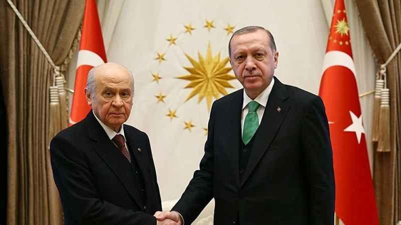Erdoğan ve Bahçeli arasında anlaşmazlık! Cumhur İttifakı'nda kriz