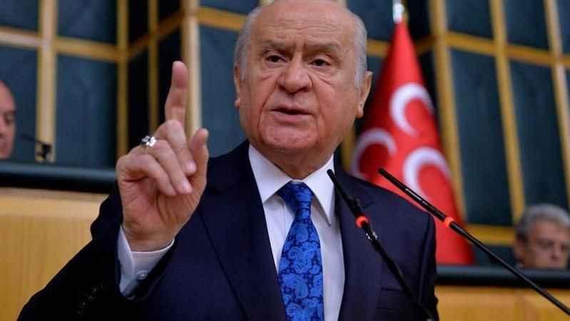 Devlet Bahçeli,Türk milliyetçiliğinden vaz mı geçti?