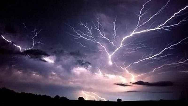 Meteoroloji uyardı: Sağanak ve gök gürültülü sağanak yağışlı