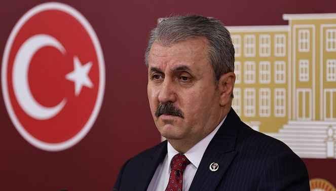 Mustafa Destici'den 128 milyar dolar tepkisi: Bize göre popülist iddia