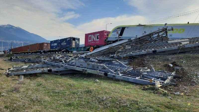 TCDD'den tren kazasıyla ilgili açıklama