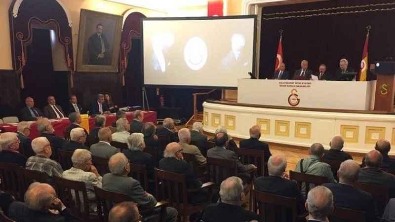 Galatasaray Divan Kurulu başkanlığı seçimi ertelendi