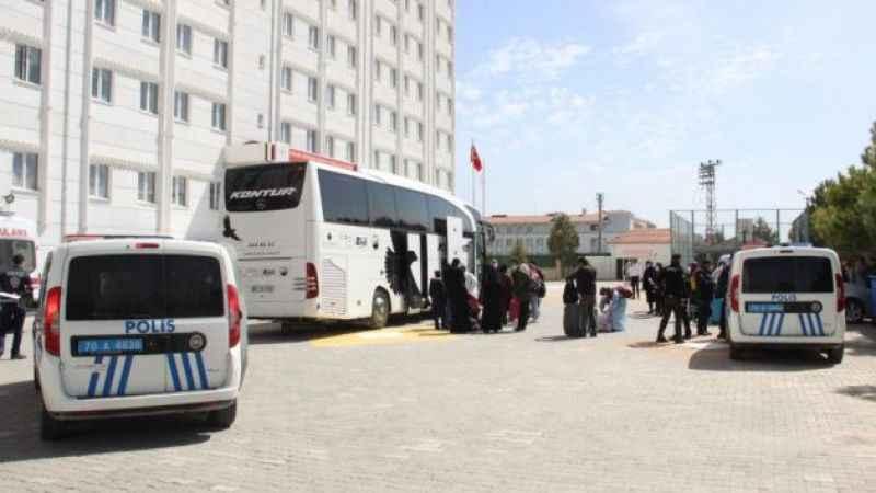 Yolcunun testi pozitif çıktı... Otobüsteki 47 kişi karantinaya alındı