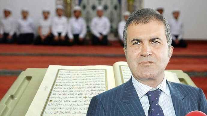 AK Partili Çelik Laiklik demokratik hakların gaspı için kullanılamaz