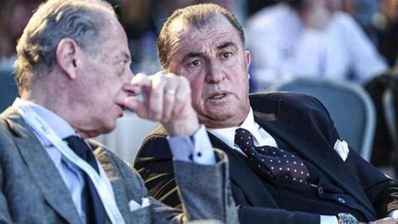 Eski başkan Faruk Süren'den istifa ve Fatih terim açıklaması