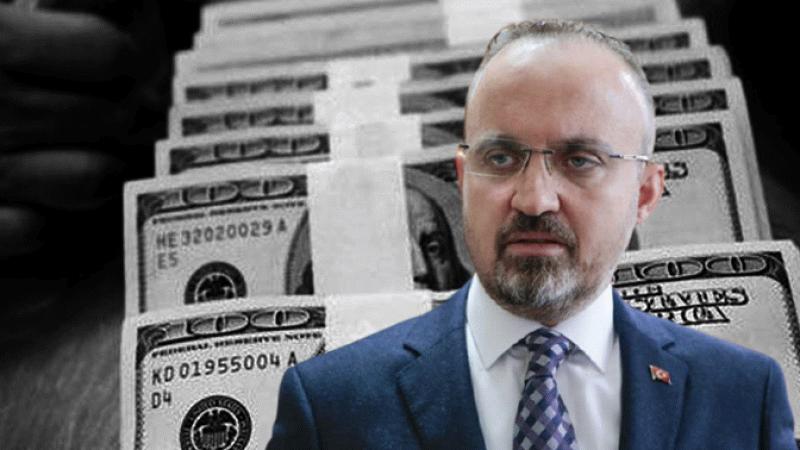 AK Partili Bülent Turan'dan 128 milyar dolar açıklaması İzah edilsin