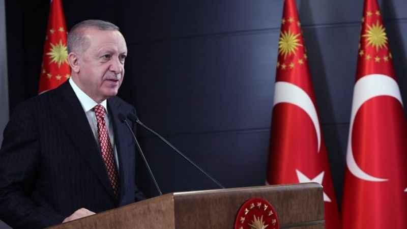 Cumhurbaşkanı Erdoğan: 2021'i şahlanış yılına dönüştüreceğiz