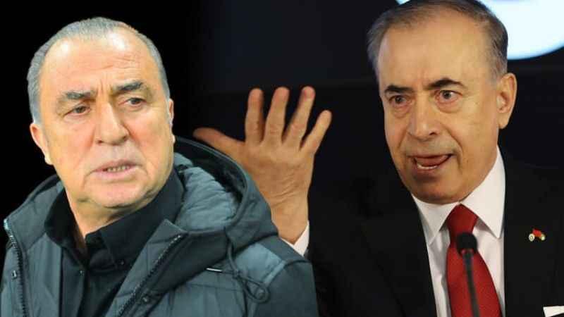 Fatih Terim Mustafa Cengiz'e cevap verecek!