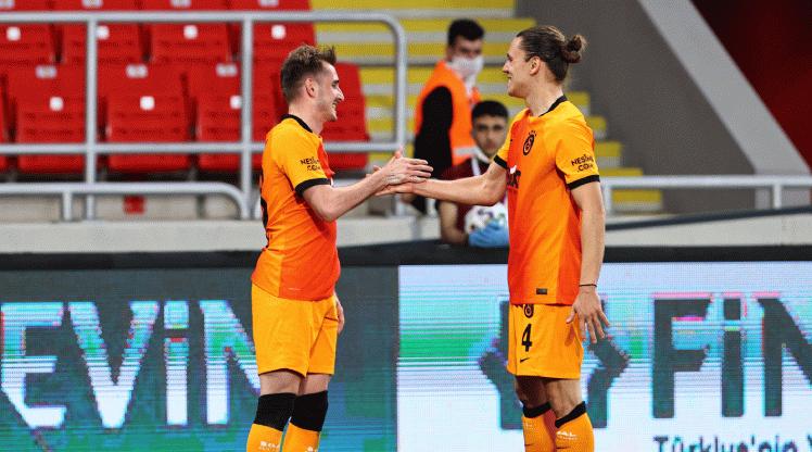 Kerem yıldızlaştı Galatasaray 3 maç sonra kazandı