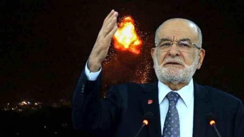 Karamollaoğlu'ndan Gazze saldırısına tepki Hükümet neyi bekliyor?