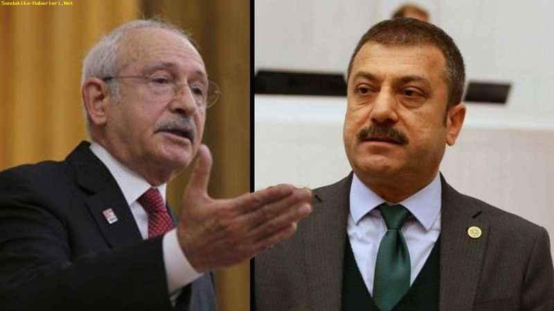 Kemal Kılıçdaroğlu: 128 milyar dolar açıklaması 'tatmin edici' değil