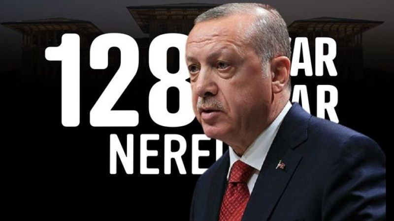 Son anket sonuçları MHP seçmeninden Erdoğan'a 128 milyar dolar şoku