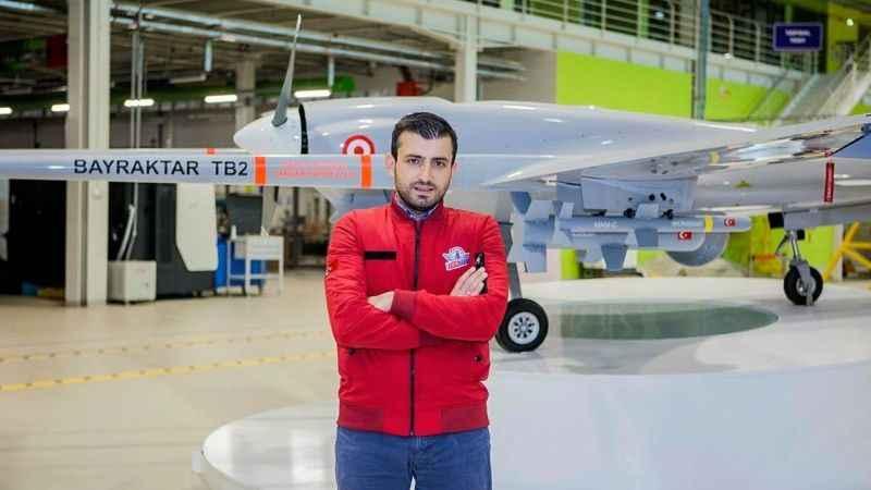 Selçuk Bayraktar'dan TB-2 paylaşımı: Dünyanın en iyi robot uçağı...