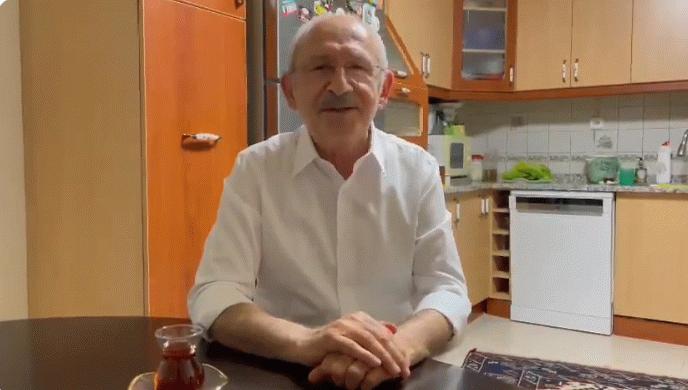 Kemal Kılıçdaroğlu: Mutfak dolaplarımıza dertlenen gençler olmuş