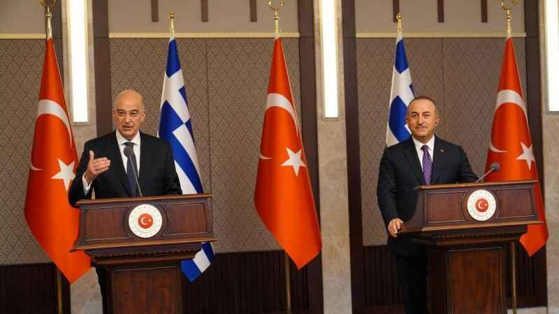 Dendias'tan Türkiye açıklaması! Sorunları halı altında saklayamayız