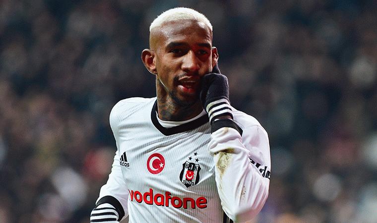 """Adriano'dan Talisca'ya çağrı! """"Beşiktaş'a dönelim"""""""