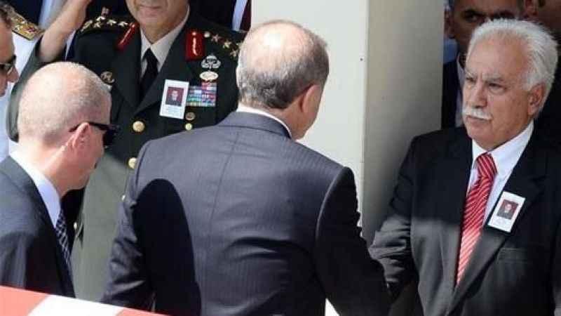 Davutoğlu'ndan bomba iddia! Erdoğan, Perinçek'i finanse mi ediyor?