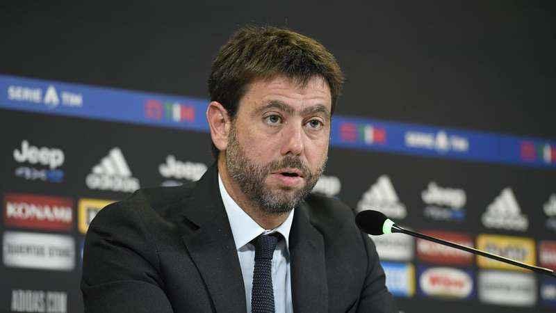 Andrea Agnelli, UEFA'daki tüm görevlerinden istifa etti!